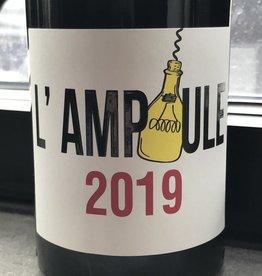 France 2019 La Liquiere Faugeres l'Ampoule