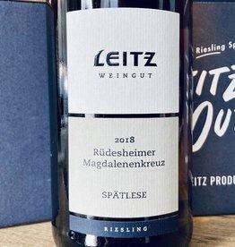 Germany Leitz Riesling Spatlese Rudesheimer Magdalenenkreuz