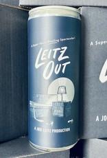 Germany 2018 Leitz Out Rheingau Riesling 4pk/250ml cans