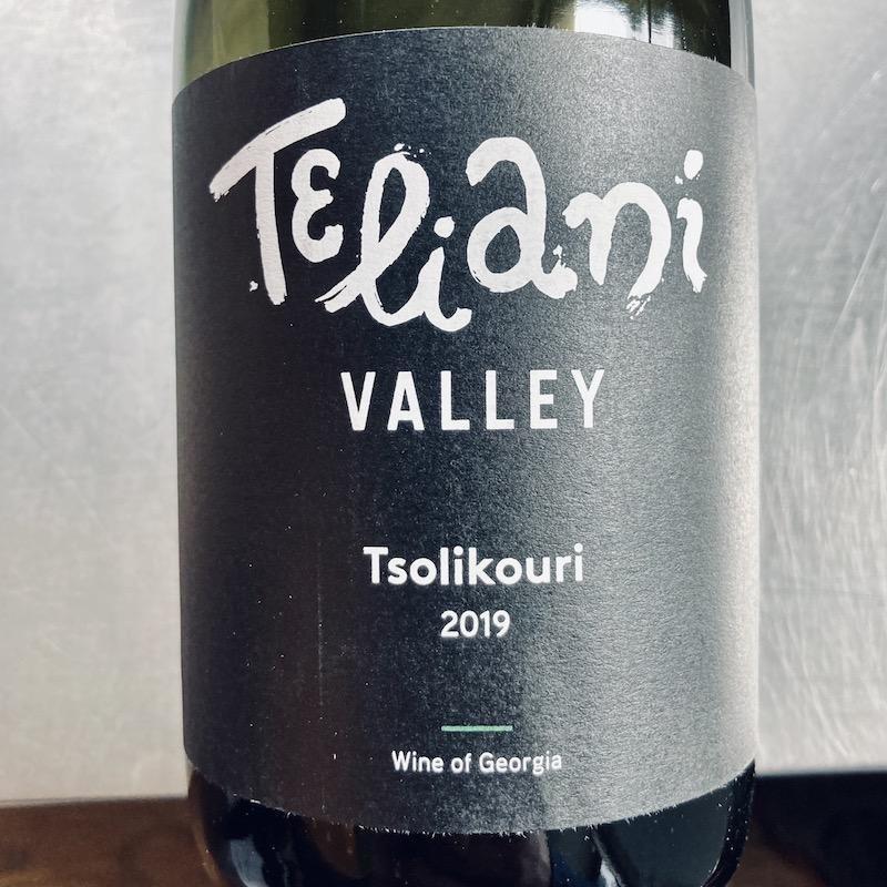 Georgia 2019 Teliani Valley Tsolikouri Lechkhumi