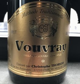 France Christophe Thorigny Vouvray Brut
