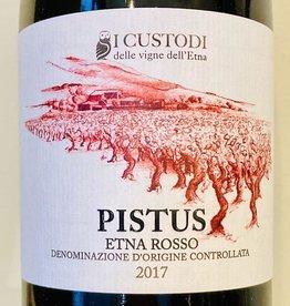 "Italy 2017 I Custodi Etna Rosso ""Pistus"""