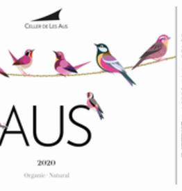 """Spain 2020 Celler de Les Aus """"Aus"""" Pet Nat Rose"""
