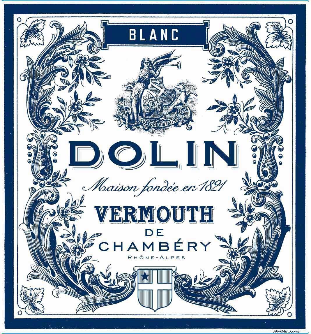 France Dolin Vermouth de Chambery Blanc 750mL