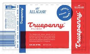 USA Allagash Truepenny 4pk