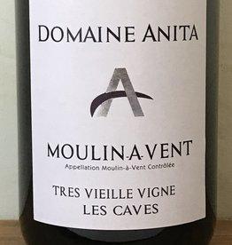 "France 2016 Domaine Anita Moulin A Vent VV ""Les Caves"""