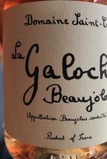 """France 2019 Domaine Saint Cyr """"La Galoche"""" Beaujolais Rose"""