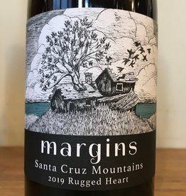 """USA 2020 Margins Santa Cruz Mountains """"Rugged Heart"""""""