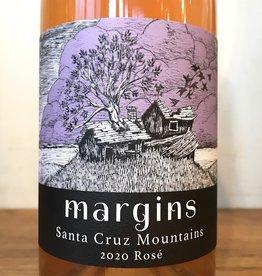 USA 2020 Margins Santa Cruz Mountains Rosé