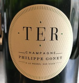 France Philippe Gonet Champagne Cuvee Ter Blanc Brut