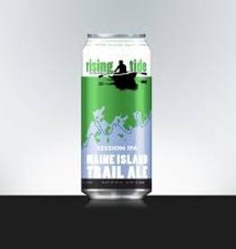 USA Rising Tide Maine Island Trail Ale 4pk