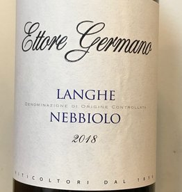 Italy 2018 Ettore Germano Langhe Nebbiolo