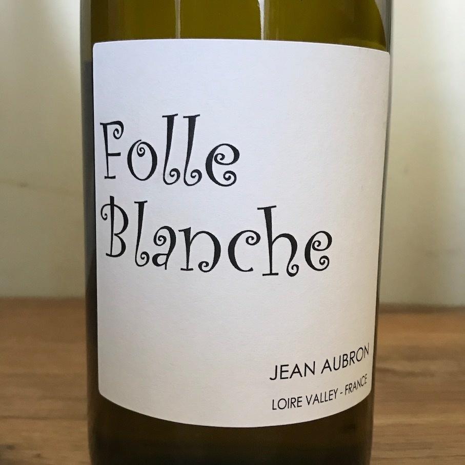 France 2019 Jean Pascal Aubron Folle Blanche