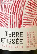 France 2018 Terre Metissee Vin De France Rouge