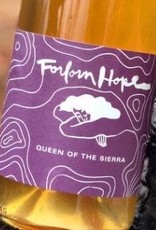 """USA 2020 Forlorn Hope """"Queen of the Sierra"""" Estate Amber Wine"""
