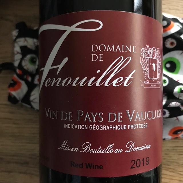 France 2019 Domaine de Fenouillet Vin de Pays de Vaucluse