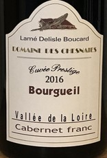 France 2016 Lame Delisle Boucard Bourgueil Cuvee Prestige
