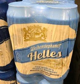Germany Weihenstephaner Helles 4pk cans