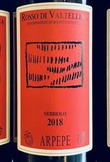 Italy 2018 ARPEPE Rosso di Valtellina