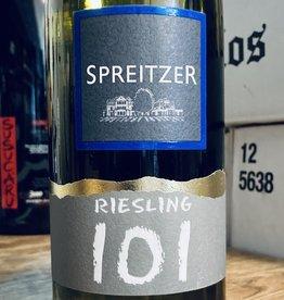 Germany 2017 Spreitzer Riesling 101