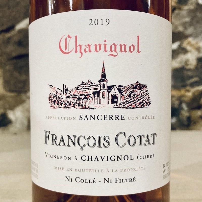 France 2019 Francois Cotat Sancerre Rose