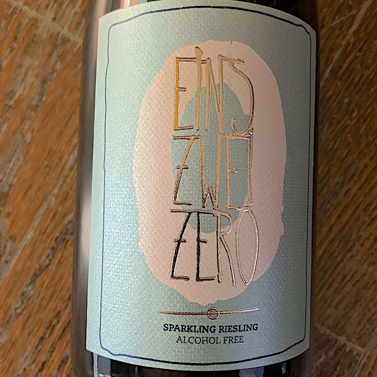 """Germany Leitz """"Eins Zwei Zero"""" Sparkling Riesling (non-alcoholic)"""