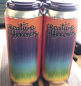 USA BareWolf Creative Differences Double Dry Hopped New England IPA 4pk