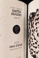 USA 2018 Martha Stoumen Nero d'Avola