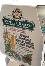 UK Samuel Smith Organic Lager 4pk
