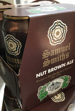 UK Samuel Smith Nut Brown Ale 4pk