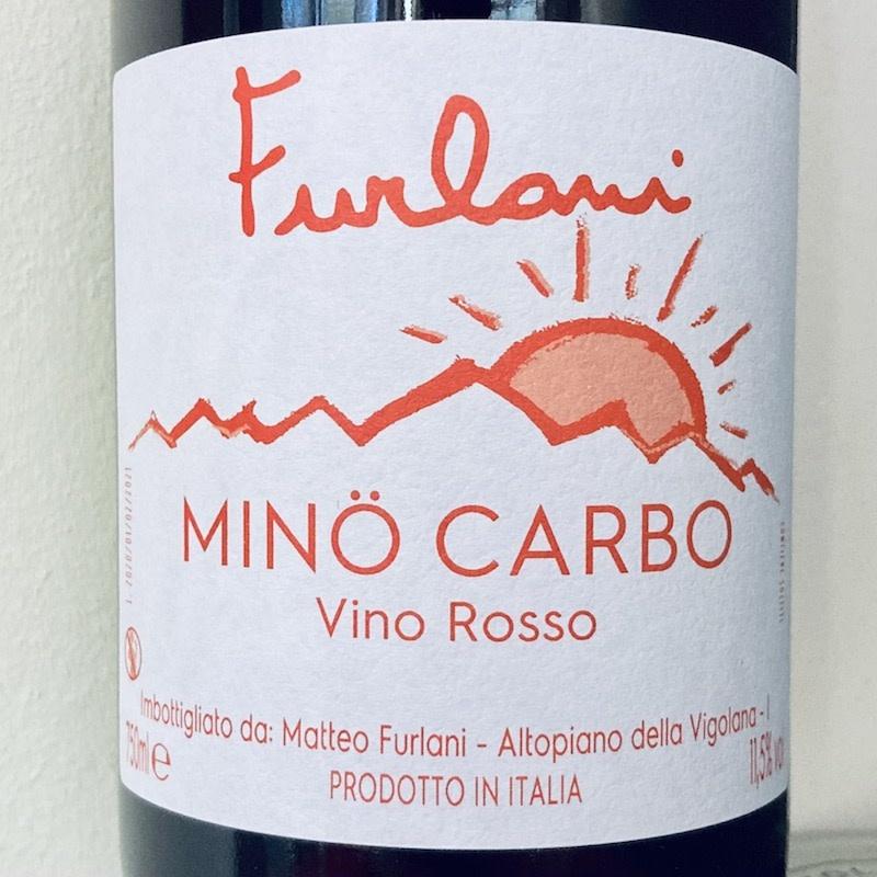 "Italy 2020 Furlani ""Mino Carbo"" Rosso"