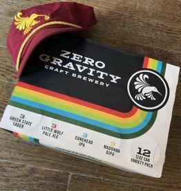 USA Zero Gravity Variety 12pk