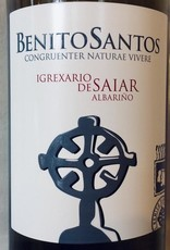 Spain 2020 Benito Santos Igrexario de Saiar Albarino