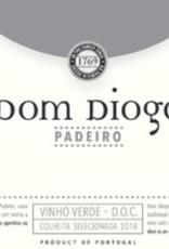 """Portugal 2020 Quinta da Raza """"Dom Diogo"""" Vinho Verde Padeiro Rosé"""