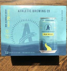 USA Athletic Brewing Run Wild NA IPA 12pk