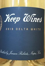 USA 2019 Keep Wines Delta White