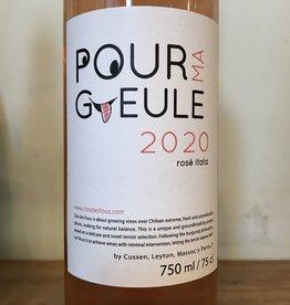 """Chile 2020 Clos des Fous """"Pour Ma Gueule"""" Itata"""