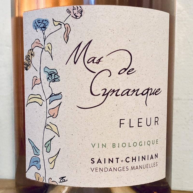 France 2020 Mas de Cynanque Saint Chinian Fleur de Cynanque Rose