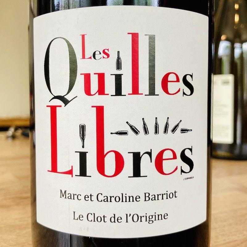 """France 2018 Le Clot de l'Origine """"Les Quilles Libres"""""""