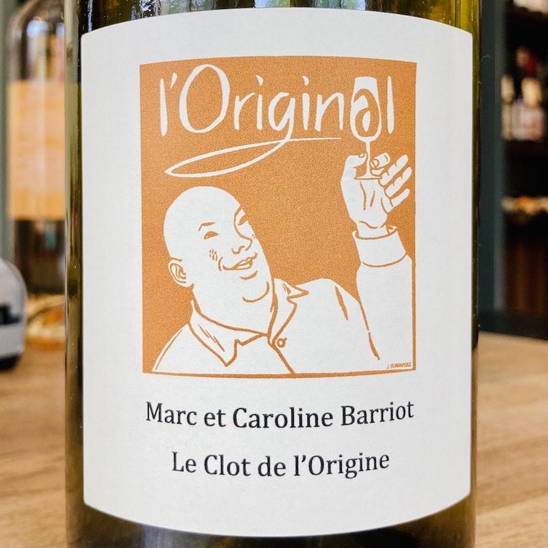 """France 2019 Le Clot de l'Origine """"L'Original"""" VdF Macabeu"""