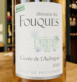 """France 2020 Domaine les Fouques """"Cuvee de l'Aubigue"""" Cotes de Provence"""