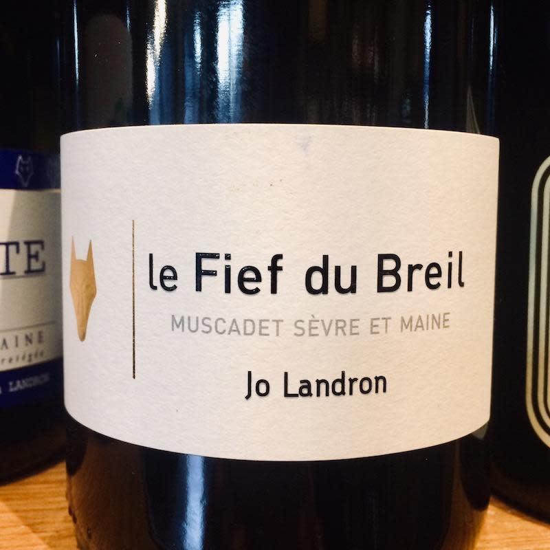 France 2016 Jo Landron Muscadet Sevre et Maine Fief du Breil
