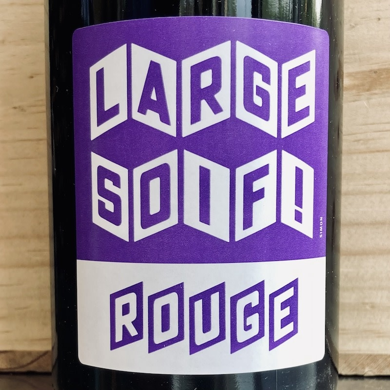 "France 2019 Terra Vita Vinum ""Large Soif Rouge"" Anjou"