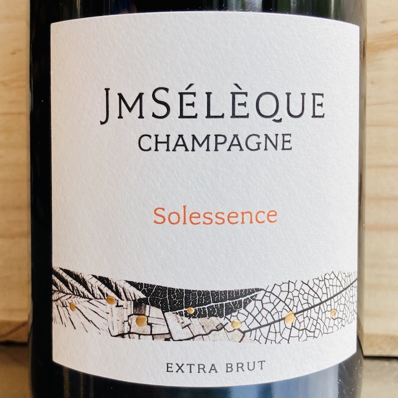 France J-M Seleque Champagne Extra Brut Solessence