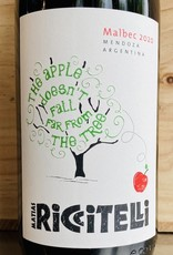 """Argentina 2020 Matias Riccitelli Mendoza Malbec """"The apple doesn't fall from from the tree"""""""""""