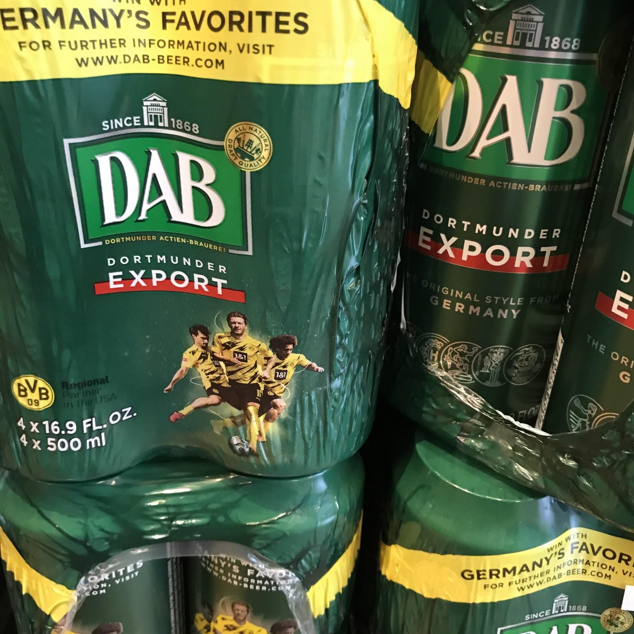 Germany DAB Regular 4pk