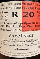 France 2020 Les Vins Contes R20