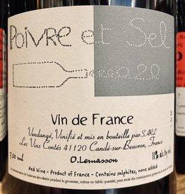 France 2020 Les Vins Contes Poivre et Sel Magnum