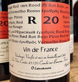 France 2020 Les Vins Contes R20 Magnum