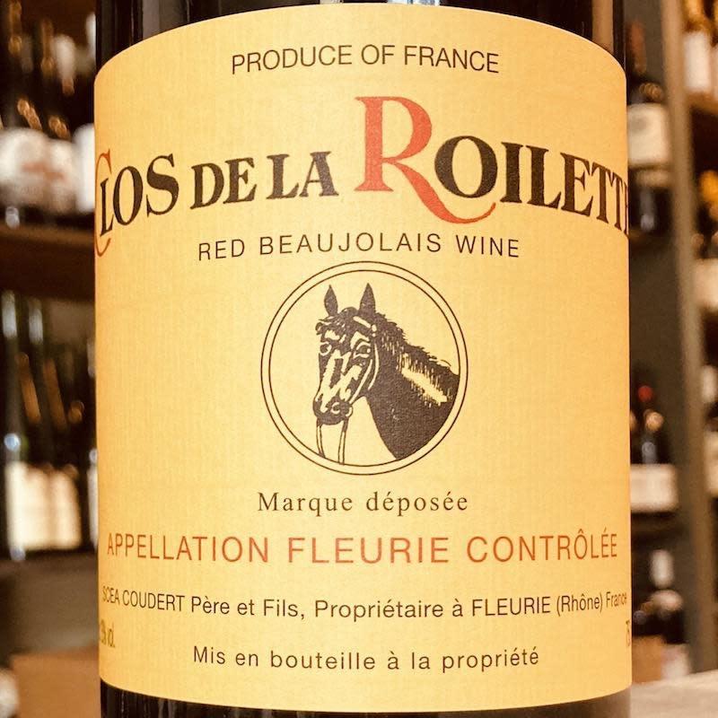 """France 2019 Domaine Coudert Fleurie """"Clos de la Roilette"""""""